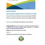 """Curso Técnico """"Asesoramiento administrativo en entorno de ArcGIS"""""""