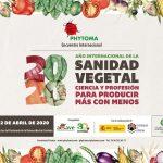 Año Internacional de la Sanidad Vegetal. Ciencia y Profesión para producir mas con menos